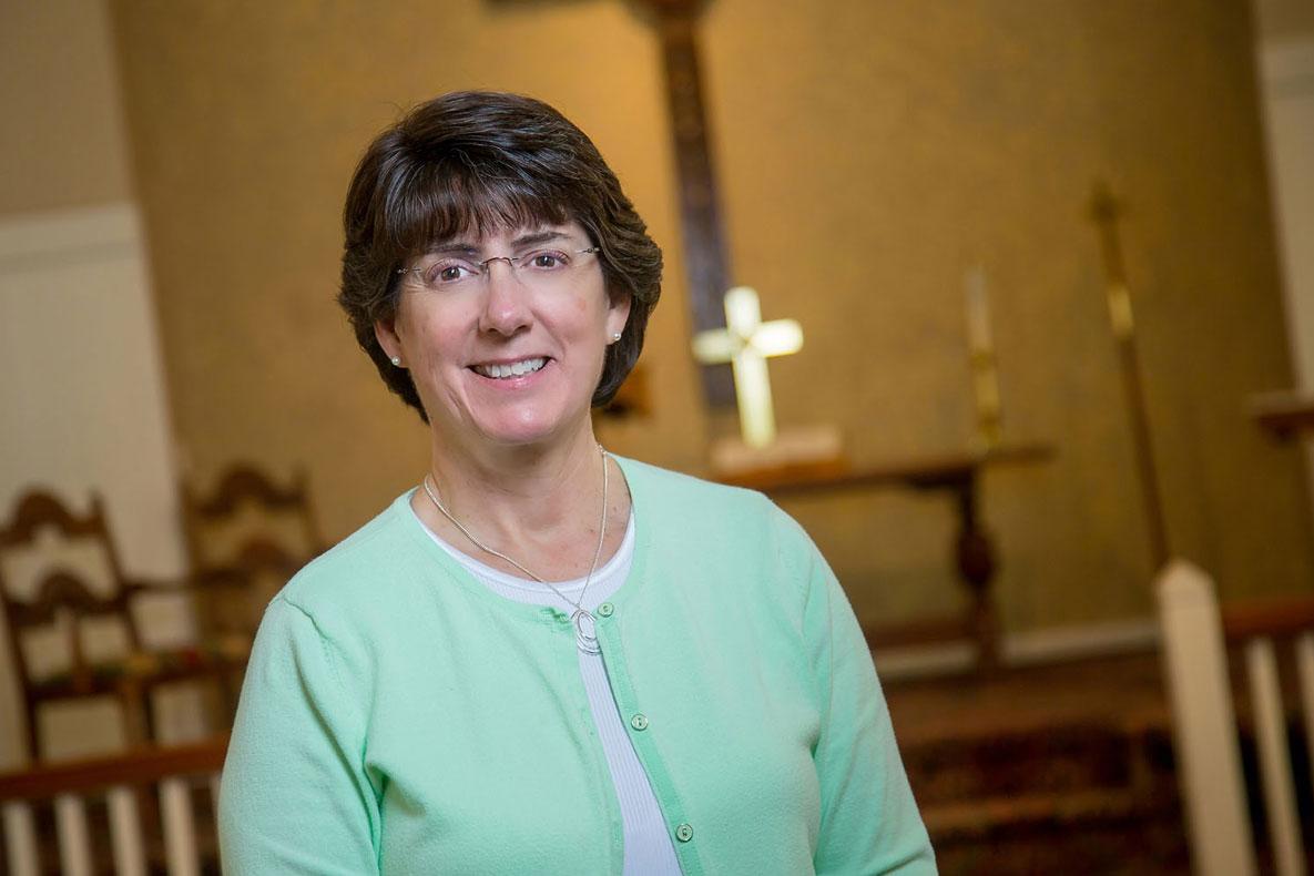 Rev. Dr. Julia Crim