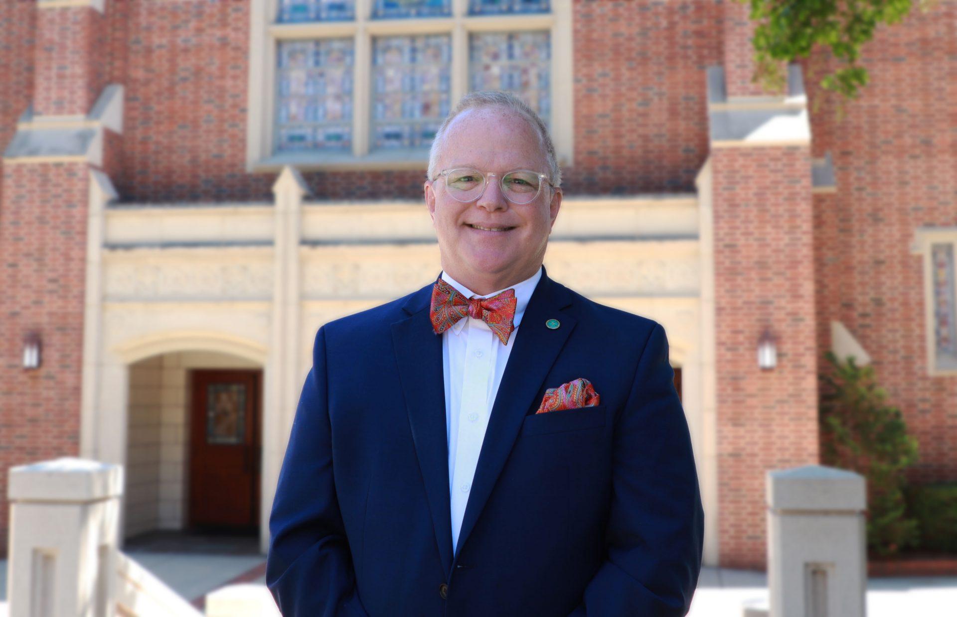 Rev. Scott Hearn
