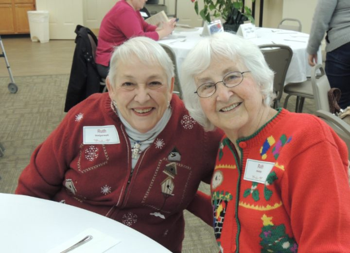 Ruth S. and Ruth Mobley