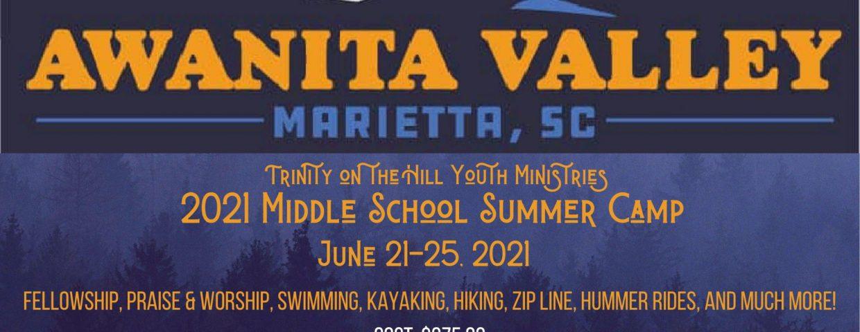 Awanita 2021 poster
