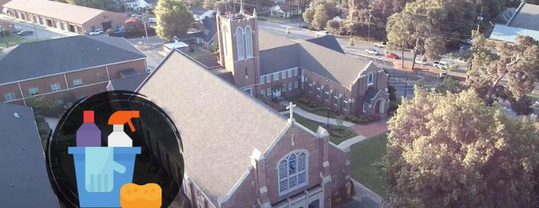 Church Campus Clean Up v2