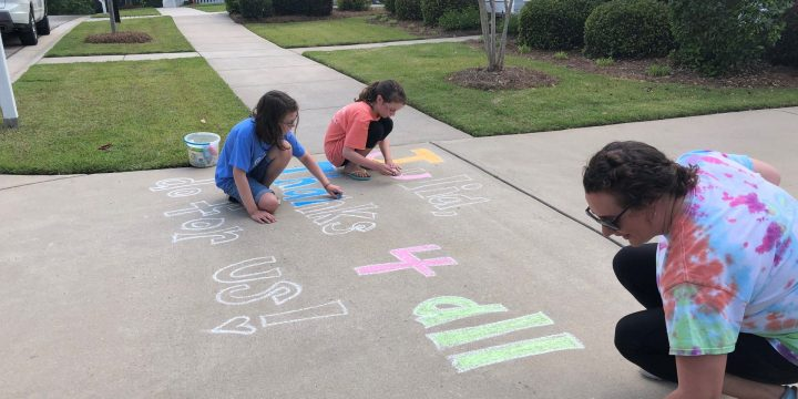 chalking ministry 2